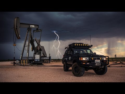 Overland Expo Road Trip Part 3 - There Will be Thunder.