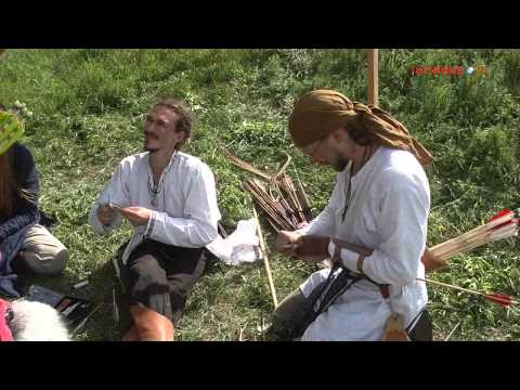 Хотин відфестивалив. Завершився Міжнародний історичний фестиваль «Середньовічний Хотин»