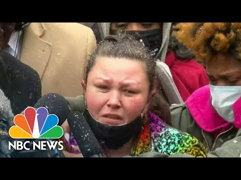 Mother Of Daunte Wright: 'I Never Imagined This Would Happen' | NBC News NOW