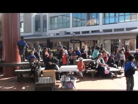 Flash Mob - Maranatha SDA Church Rotorua