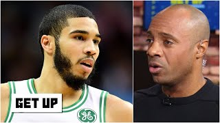 Jayson Tatum has become a top-5 player in the Eastern Conference - Jay Williams | Get Up