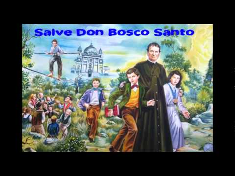 Salve Don Bosco Santo - Musical Don Bosco - http://parroquiasalesianadebadajoz.blogspot.com/