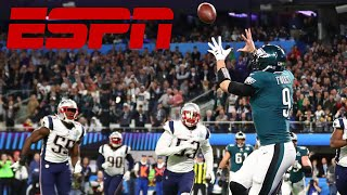 Eagles vs Patriots Super Bowl LII | NFL Primetime With Chris Berman