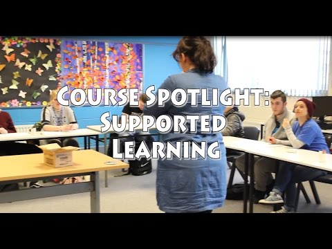 Course Spotlight - Supported Learning