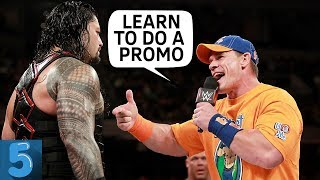 5 WWE Wrestlers Who Took Their Promo Too Far