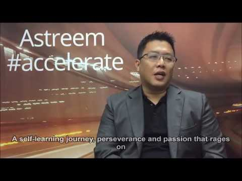 #accelerate with Damien Koh of Joe & Dough