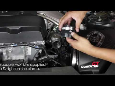 How To Install aFe Power 2013-2016 Cadillac ATS L4-2.0L (t) Momentum GT Intake System 54-74209
