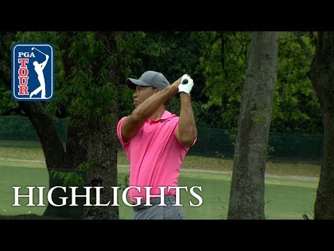 Tiger Woods? highlights | Round 3 | Valspar