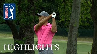 Tiger Woods' highlights | Round 3 | Valspar