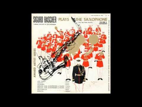 Allegro by Fiocco, Sigurd Rascher