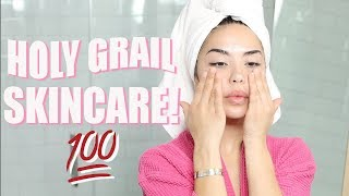MY 10 STEP SKIN CARE ROUTINE | Iluvsarahii