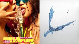 Wow x Girls Have Fun - Post Malone/Tyga Mashup