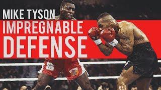 20 Times Mike Tyson Showed IMPREGNABLE DEFENSE