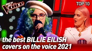 would BILLIE EILISH turn for these incredible talents on the voice 2021?  | Top 10