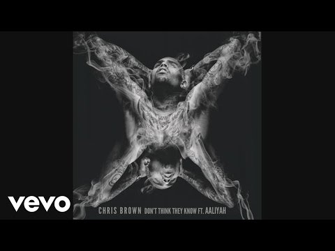 Chris Brown - Don't Think They Know (Official Audio) ft. Aaliyah