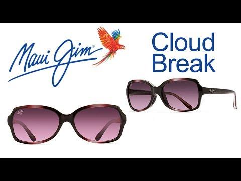 478fdedd41d Maui Jim Cloud Break Polarised Sunglasses - Selectspecs.com