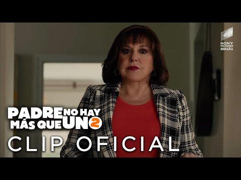 """PADRE NO HAY MÁS QUE UNO 2. Loles León es """"la suegra"""". En cines 7 de agosto."""