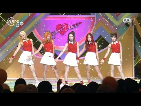 [MPD직캠] 레드벨벳 직캠 '러시안룰렛(Russian Roulette)' (Red Velvet Fancam) | @MCOUNTDOWN_2016.9.8