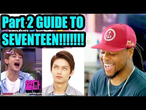a subpar guide to seventeen| Part 2 | Reaction!!!