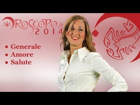 Video oroscopo 2014 scorpione generale amore e salute - Scorpione e capricorno a letto ...