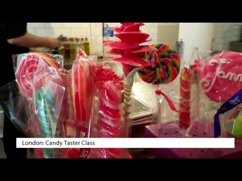 Candy Making Class in London