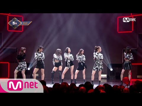 [CLC - Black Dress] KPOP TV Show   M COUNTDOWN 180301 EP.560