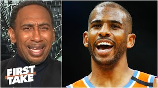 Stephen A. breaks down how much Chris Paul could help the Knicks | First Take