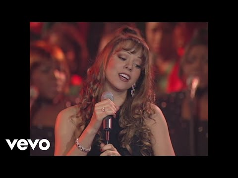 Mariah Carey - Joy to the World (Live at St. John The Divine)