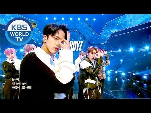 THE BOYZ(더보이즈) - No Air [Music Bank / 2018.12.07]