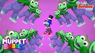 Just Like Me Music Video | Muppet Babies  | Disney Junior