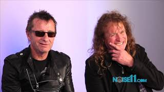 Phil Rudd of AC/DC, the Noise11.com interview