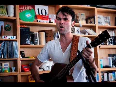 Shakey Graves: NPR Music Tiny Desk Concert