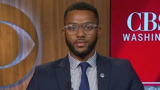 Howard University student speaks after being accused of financial mismanagement