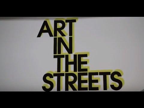 MOCA ART IN THE STREETS