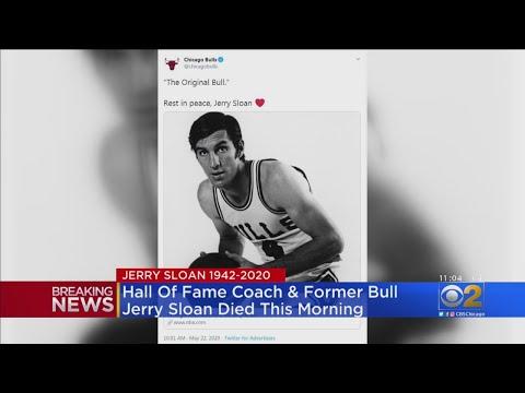 Jerry Sloan, 'The Original Bull,' Dies At 78