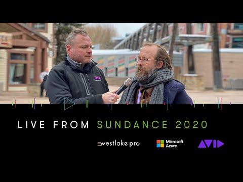 #AVID #SUNDANCE ⏩ Documentary film editor Nels Bangerter (Dick Johnson Is Dead)