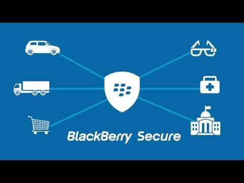 Apresentando o BlackBerry Secure