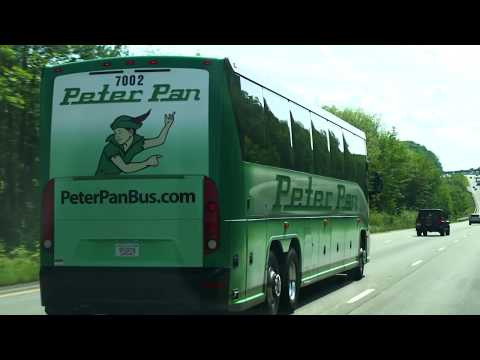 Family-owned Peter Pan Bus Lines breaks with Greyhound to improve service, pricing and technology. The company has invested $13 million in new buses, constructed new ticket counters and hired new staff in each city that it serves, and can now offer paperless boarding and is guaranteeing the lowest price on those tickets. Learn more: https://peterpanbus.com/