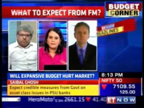 Saibal Ghosh's Views on Budget 2016