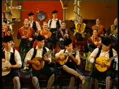 Villancicos populares de Granada - COROS Y DANZAS DE GRANADA
