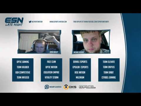 ESNLateNight Ep. 63: MLG Finals Preview
