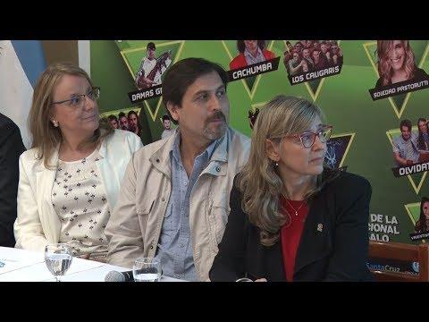 Puerto Santa Cruz aguarda con gran expectativa la Cuarta Edición de la Fiesta Nacional del Róbalo