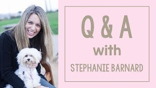 Life with Stephanie: Instagram & Facebook Questions Part 1