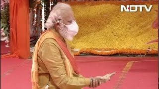 """Ram is everyone's, Ram resides in everyone"": PM Modi.."