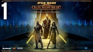 Star Wars: The Old Republic - Knights of the Fallen Empire part 1 (Game Movie) (No Commentary)