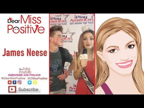 Dear Miss Positive iPlay America Interview - James Neese, Gavin Becker, Chris Vilario, Tyler Chase