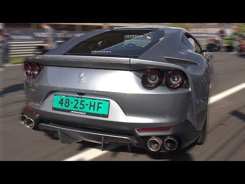 Ferrari 812 Superfast – Exhaust Sounds!