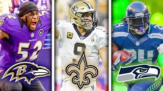 Every NFL Team's Most ICONIC Player in their History