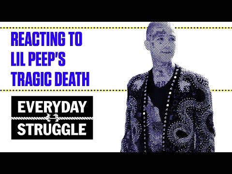 Reacting to Lil Peep's Tragic Death | Everyday Struggle