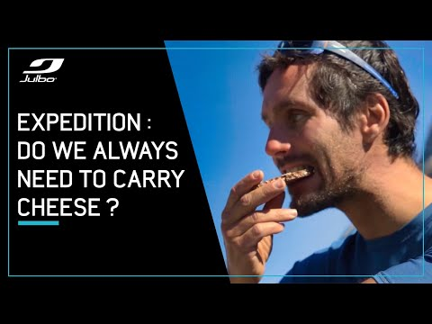 How to eat heathily on an expedition?